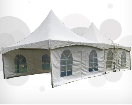 Tents & Equipment: Frame Tent 20 x 40