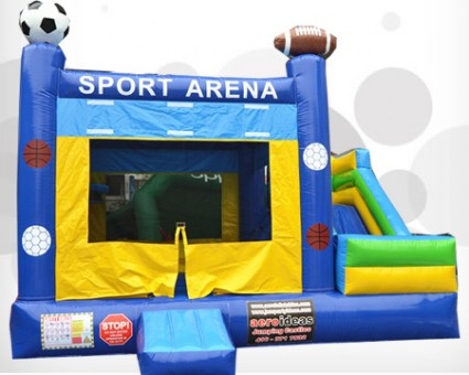 Blue Sports Arena0