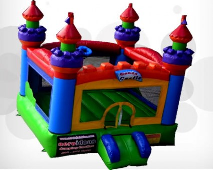 Candy Castle New1