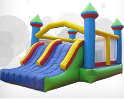 Castle Double Slide