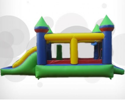 Junior Castle with Slide