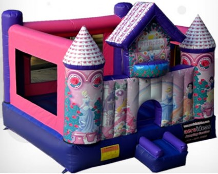 Princess Castle 3D1