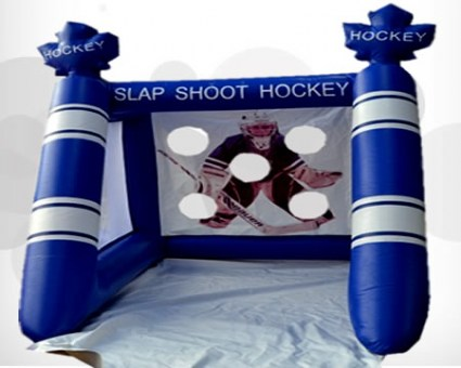 Slap Shoot Hockey